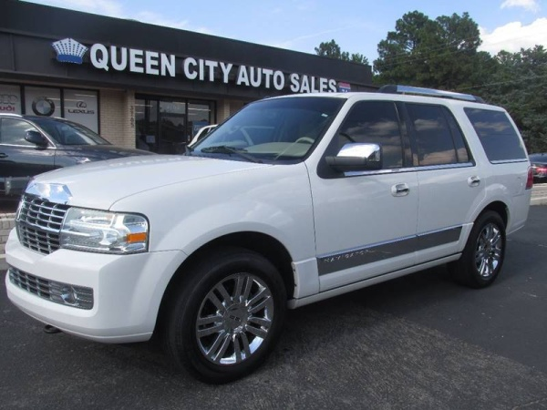 2008 Lincoln Navigator 2wd For Sale In Charlotte Nc Truecar