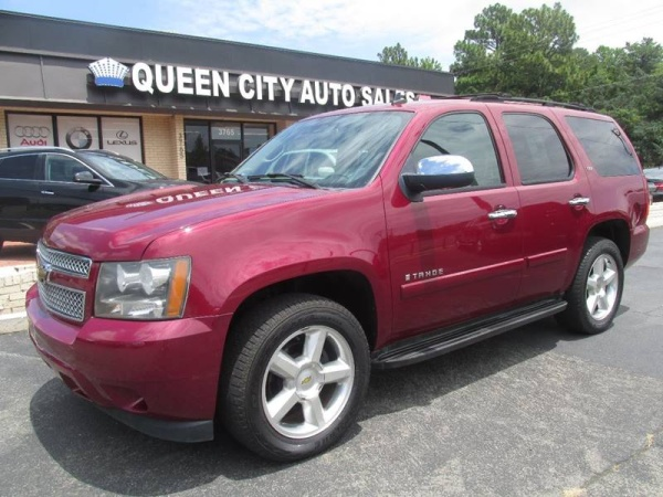used chevrolet tahoe for sale in matthews nc u s news world report. Black Bedroom Furniture Sets. Home Design Ideas