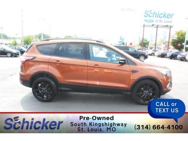 2017 Ford Escape in St Louis, MO