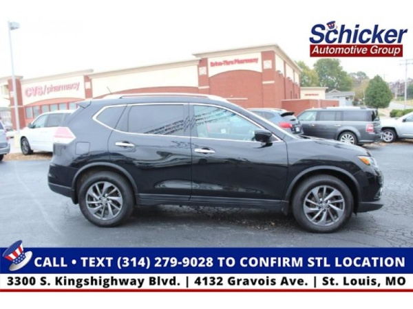2016 Nissan Rogue in St Louis, MO