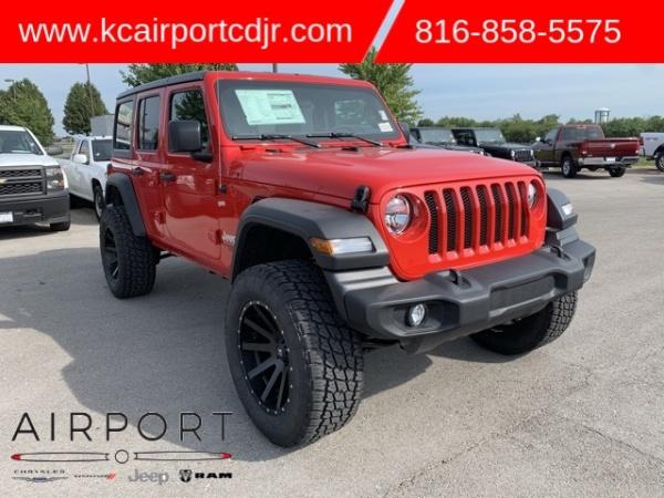 2020 Jeep Wrangler in Platte City, MO