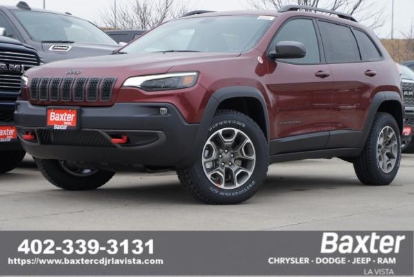 2020 Jeep Cherokee in La Vista, NE