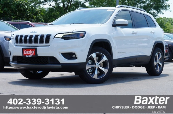 2019 Jeep Cherokee in La Vista, NE