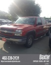 2003 Chevrolet Silverado 1500 LS Extended Cab Standard Box 4WD Automatic for Sale in La Vista, NE
