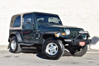 Used 1990 Jeep Wrangler for Sale   Search 310 Used Wrangler Listings
