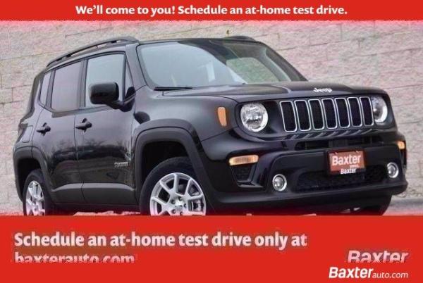 2020 Jeep Renegade in Lincoln, NE