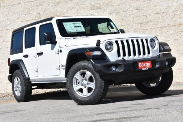 2020 Jeep Wrangler in Lincoln, NE