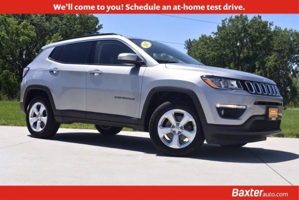 2017 Jeep Compass in Lincoln, NE