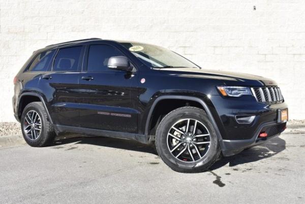 2018 Jeep Grand Cherokee in Lincoln, NE