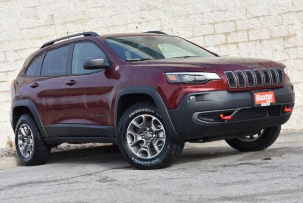 2020 Jeep Cherokee in Lincoln, NE