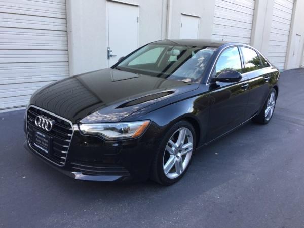 2014 Audi A6 in Pleasanton, CA