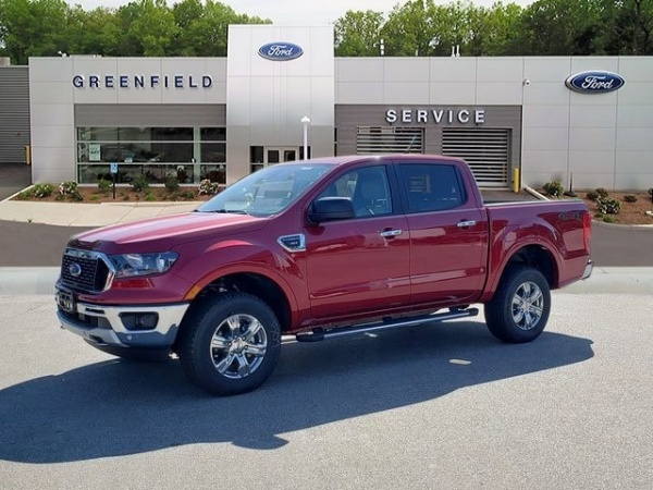 2020 Ford Ranger in Greenfield, MA