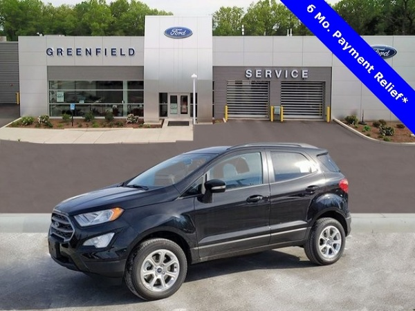 2020 Ford EcoSport in Greenfield, MA
