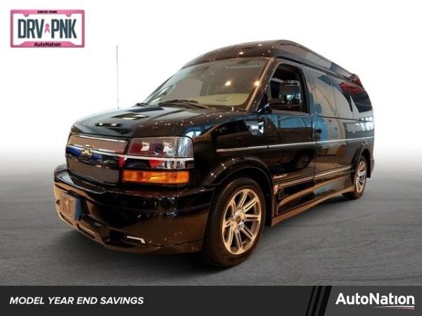 Chevrolet Pembroke Pines >> 2019 Chevrolet Express Cargo Van 2500 For Sale In Pembroke