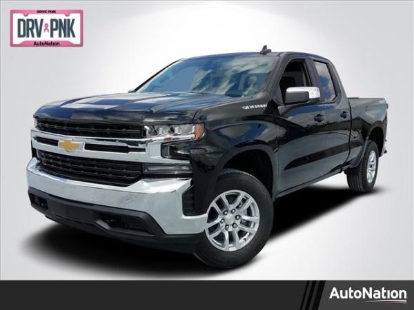 Chevrolet Pembroke Pines >> 2020 Chevrolet Silverado 1500 Lt For Sale In Pembroke Pines
