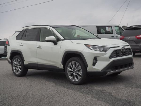 2020 Toyota RAV4 in Asheboro, NC