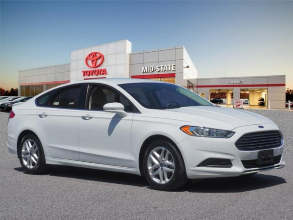 2014 Ford Fusion in Asheboro, NC
