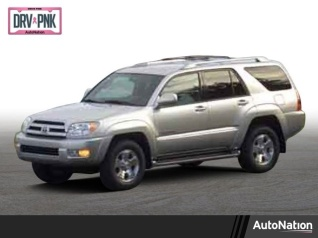 Nice Used 2004 Toyota 4Runner SR5 Sport V6 RWD Automatic For Sale In Cerritos, CA