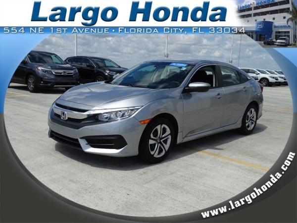 2017 Honda Civic in Florida City, FL