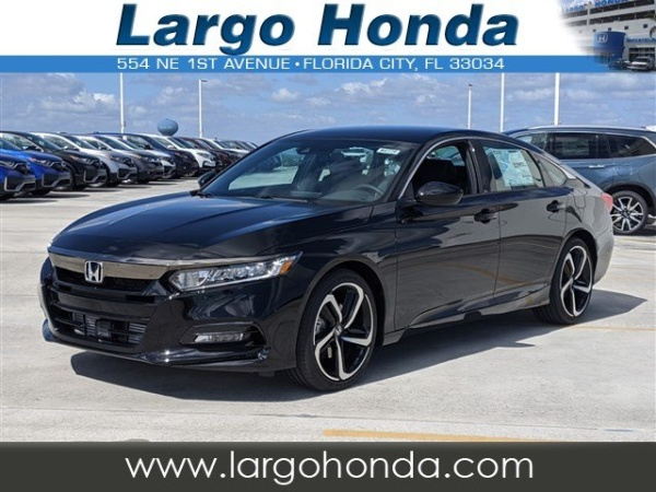 2020 Honda Accord in Florida City, FL