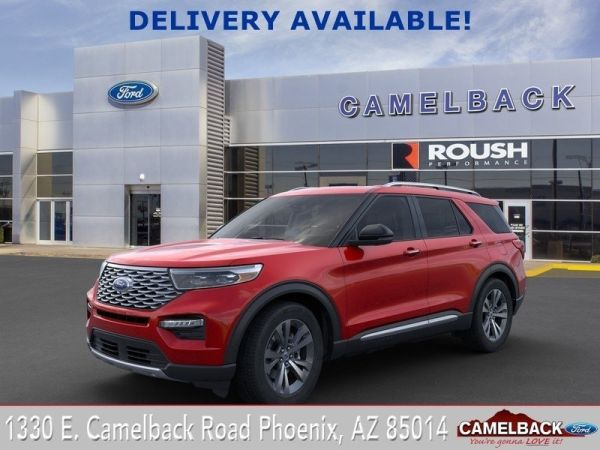 2020 Ford Explorer in Phoenix, AZ