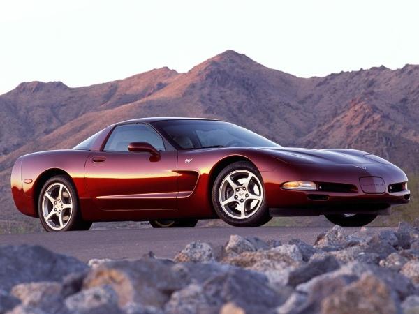 2003 Chevrolet Corvette in Niles, MI