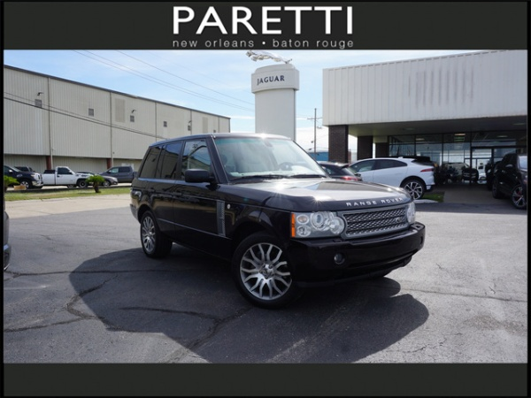 2009 Land Rover Range Rover in Metairie, LA
