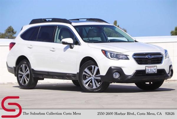 2018 Subaru Outback in Costa Mesa, CA