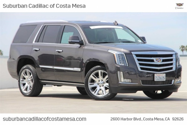 2016 Cadillac Escalade in Costa Mesa, CA