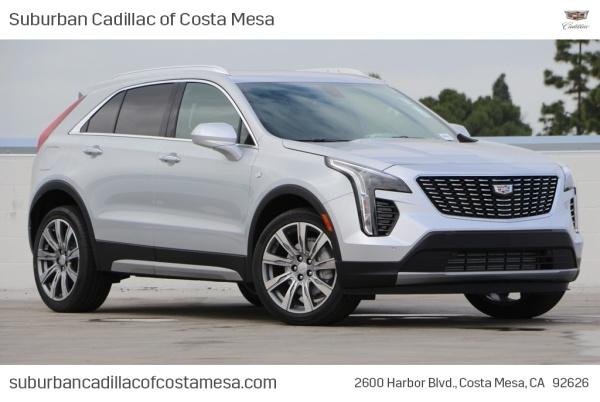 2019 Cadillac XT4 FWD Premium Luxury