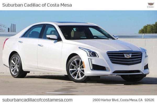 2019 Cadillac CTS Luxury