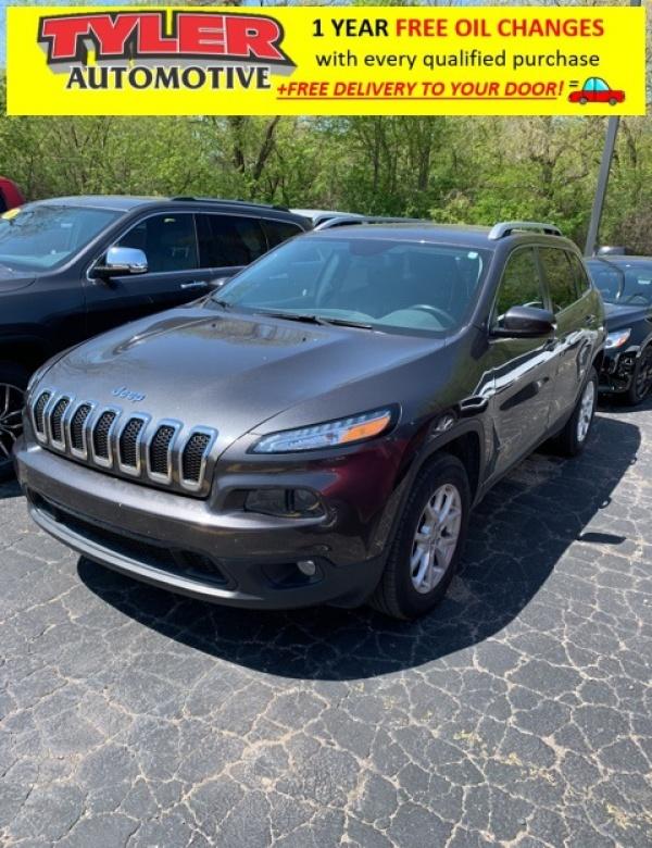 2017 Jeep Cherokee in Niles, MI