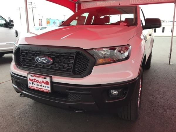 2019 Ford Ranger in Fullerton, CA