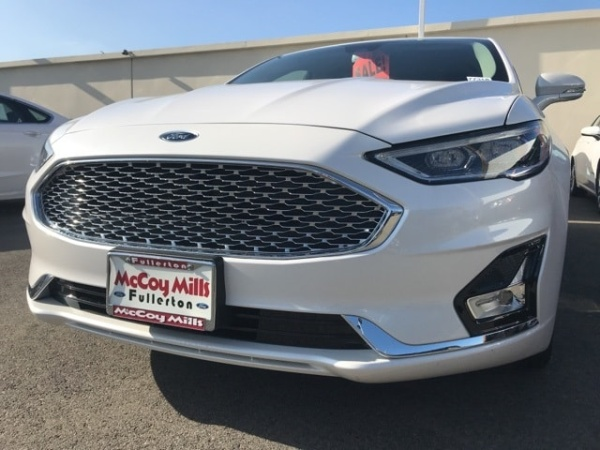 2019 Ford Fusion in Fullerton, CA