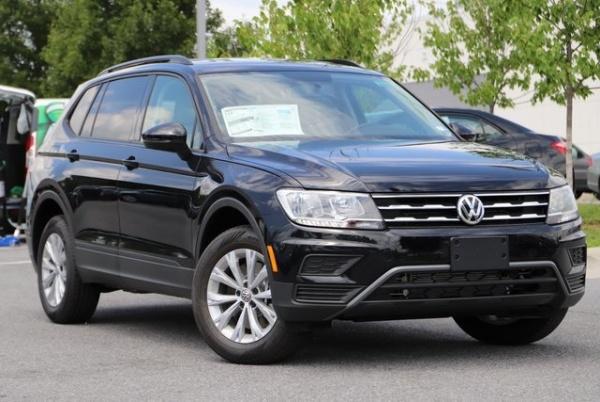 2019 Volkswagen Tiguan in WInchester, VA