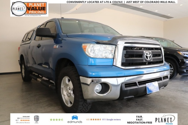 used toyota tundra for sale in colorado springs co u s news world report. Black Bedroom Furniture Sets. Home Design Ideas