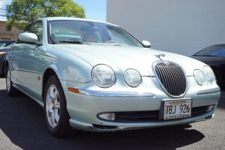 Used 2003 Jaguar S TYPE V6 For Sale In Aiea, HI