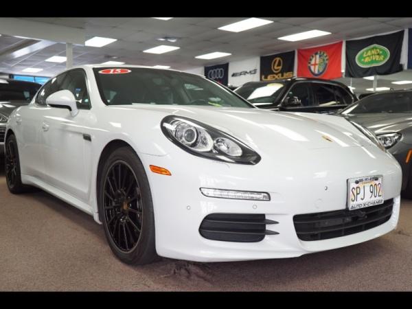2015 Porsche Panamera