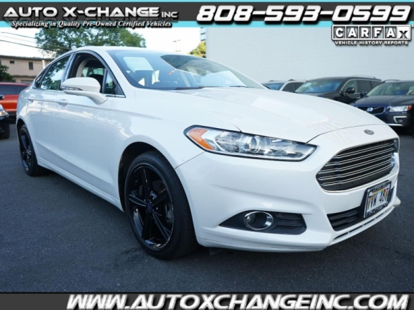2016 Ford Fusion in Aiea, HI
