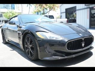 2017 Maserati Granturismo Convertible For In Aiea Hi