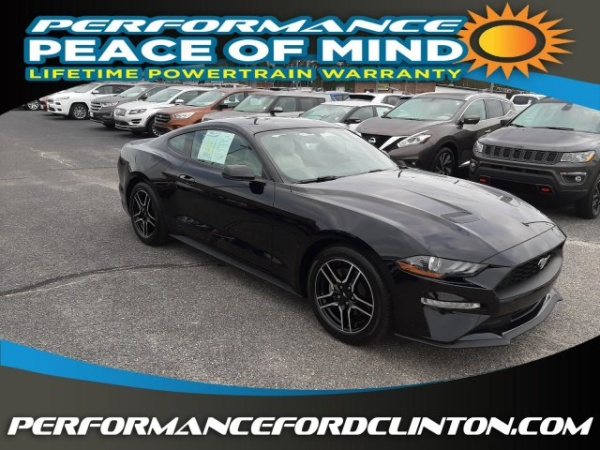 2019 Ford Mustang in Clinton, NC