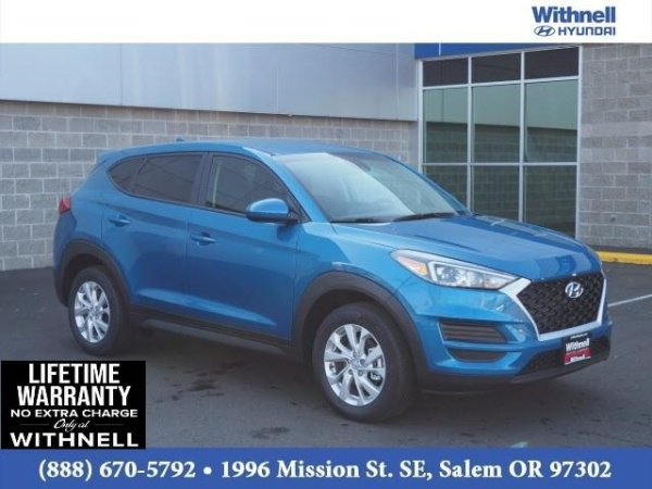 2020 Hyundai Tucson in Salem, OR