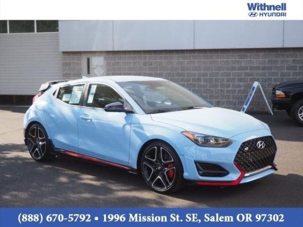 2020 Hyundai Veloster in Salem, OR