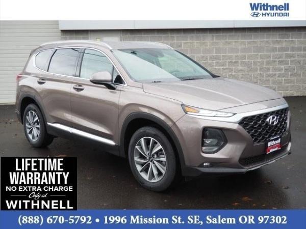 2020 Hyundai Santa Fe in Salem, OR