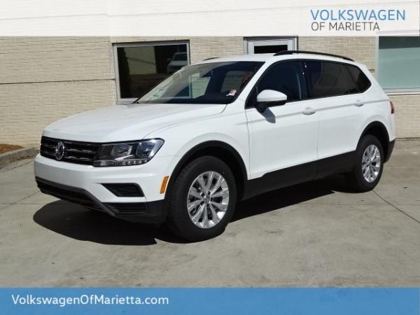 2018 Volkswagen Tiguan Dealer Inventory In Atlanta, GA (30301) [change  Location]