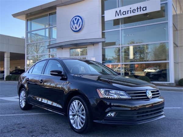 2016 Volkswagen Jetta in Marietta, GA
