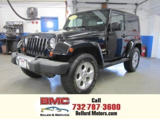 Used 2008 Jeep Wrangler Sahara 4WD For Sale In Belford, NJ