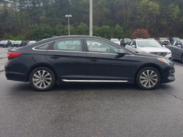 2017 Hyundai Sonata In North Wilkesboro Nc