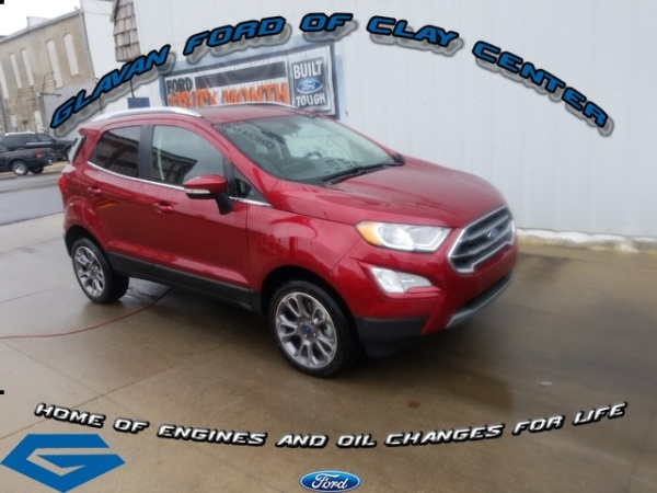 2019 Ford EcoSport in Clay Center, KS