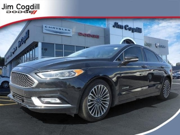 2017 Ford Fusion In Knoxville Tn
